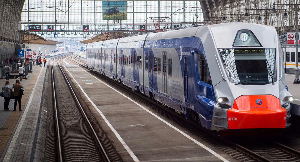 俄罗斯准备开通赤塔至满洲里高速电动车组