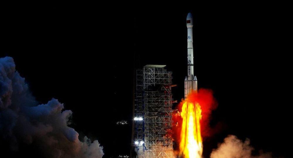 """俄""""月球-26""""号轨道探测器或为中国月球探测器充当中继站"""