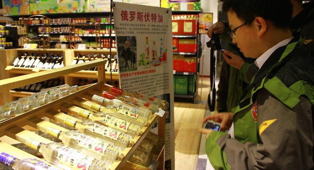 专家分析:俄是否能取代美国在中国食品市场上的地位