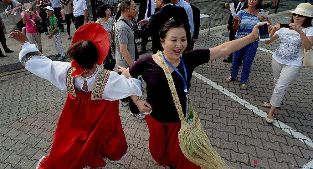 2018年莫斯科接待中国游客突破40万人次