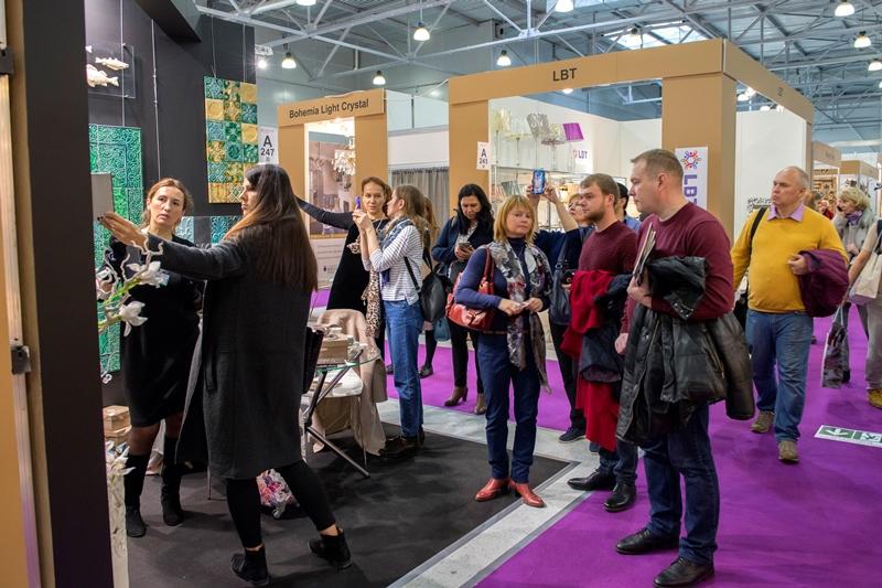 俄罗斯莫斯科室内装饰及家居展会InDecor Moscow