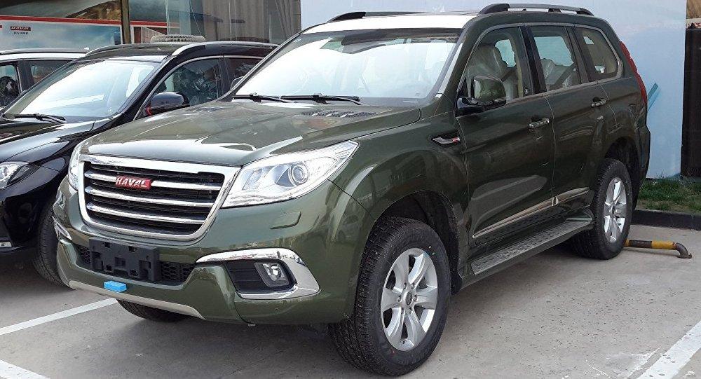 俄境内首个中国汽车全套工厂将于今年春季开工