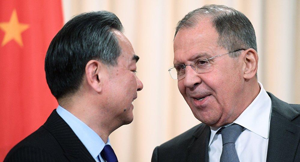 俄中外长将于26日讨论两国领导人互访筹备问题