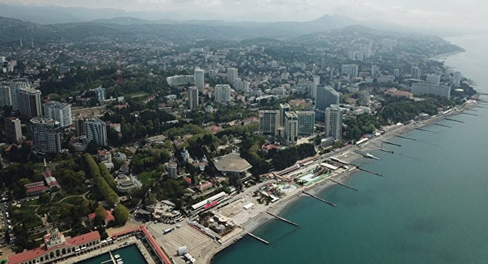 俄中夏季可能签署索契-哈尔滨直航协议