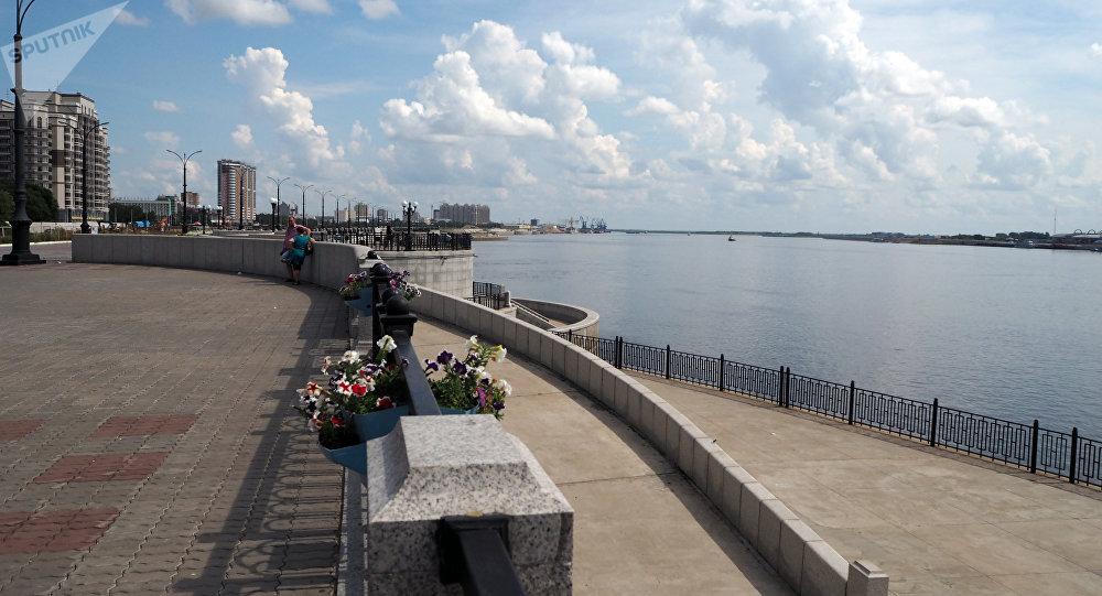 俄布拉戈维申斯克将举行俄中边境城市博览会