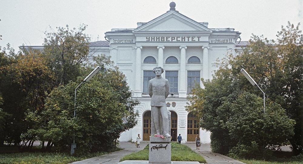 俄托木斯克国立大学将举办中国厨艺文化节