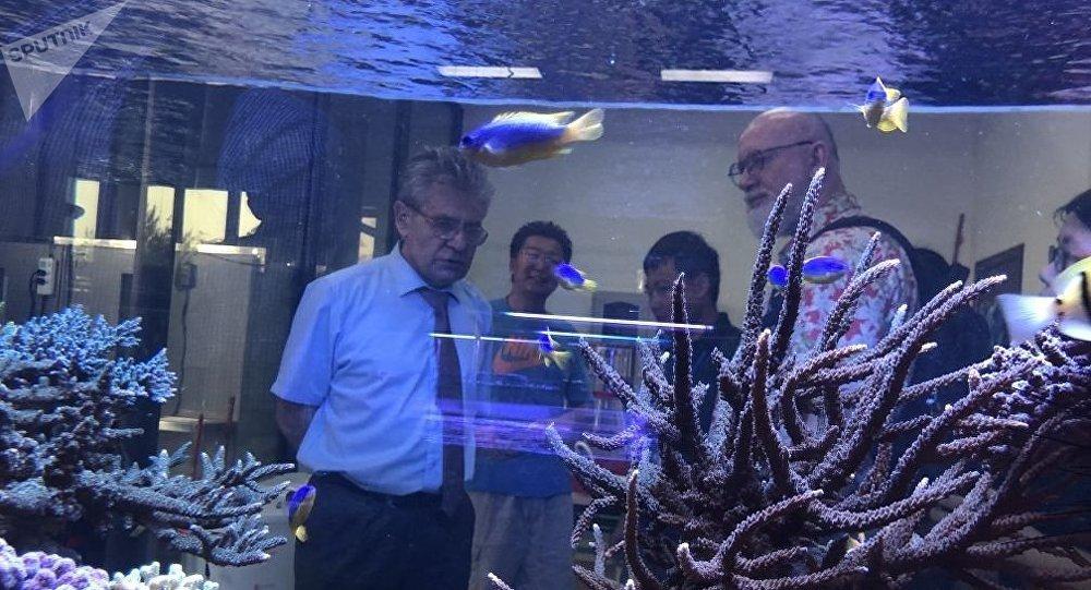俄中学者拟共同参加深水研究项目