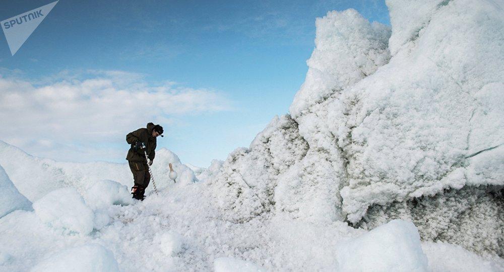 俄中专家将于9月举行会晤商讨北极地区合作问题