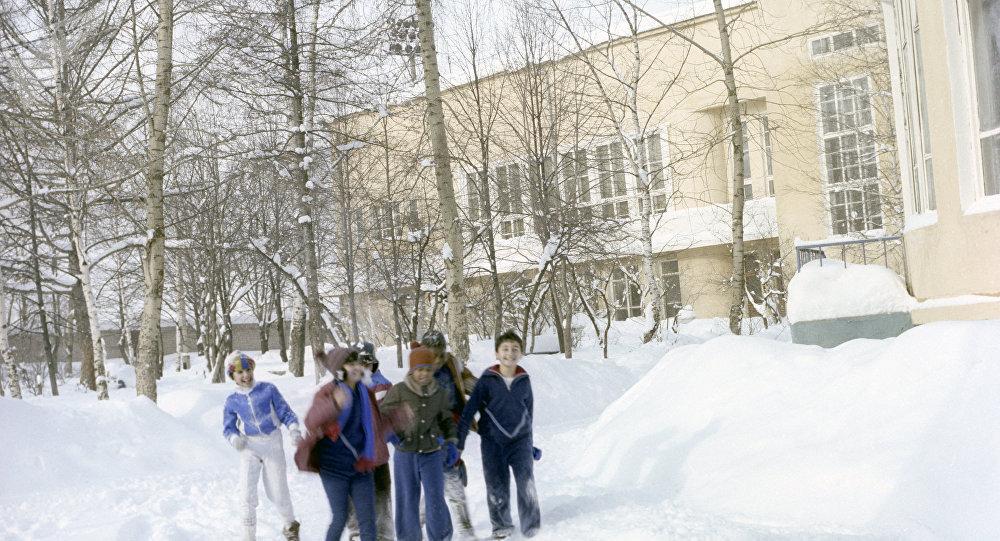毛主席侄外孙将参观伊万诺沃国际儿童院
