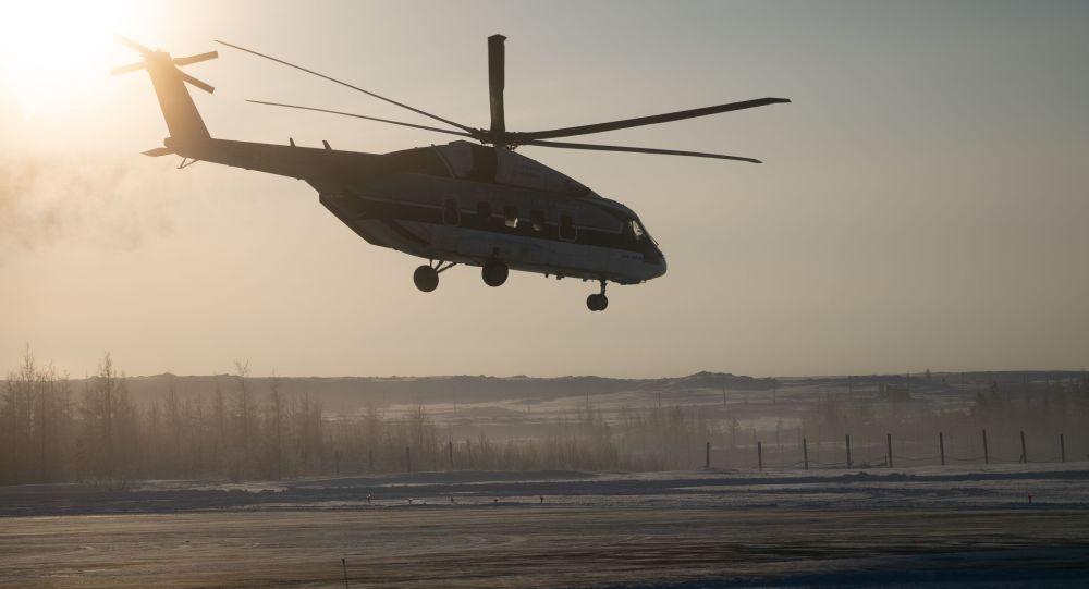 俄中已草签研制联合重型直升机的协议