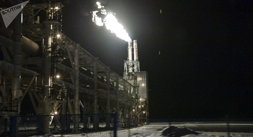 吉林建成中俄国际能源合作项目 年内拟进口8万吨俄液化石油气
