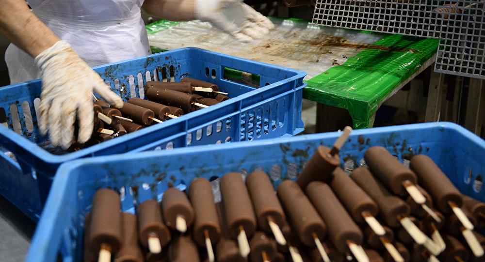 中国海关总署公布45家俄罗斯输华冰淇淋生产企业名单