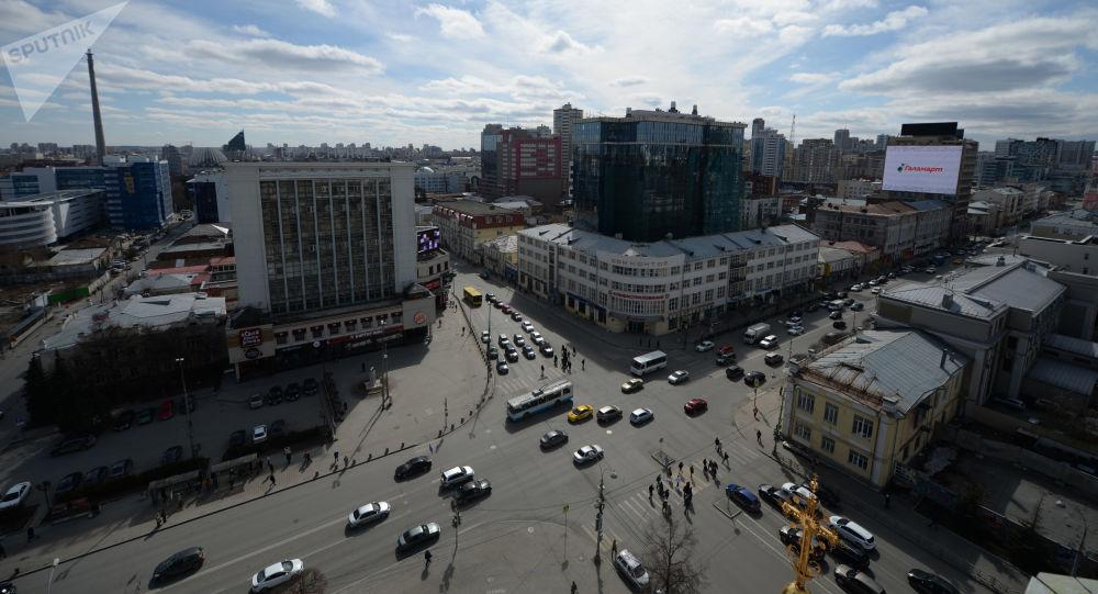 中国内蒙古代表团访问俄罗斯斯维尔德洛夫斯克州