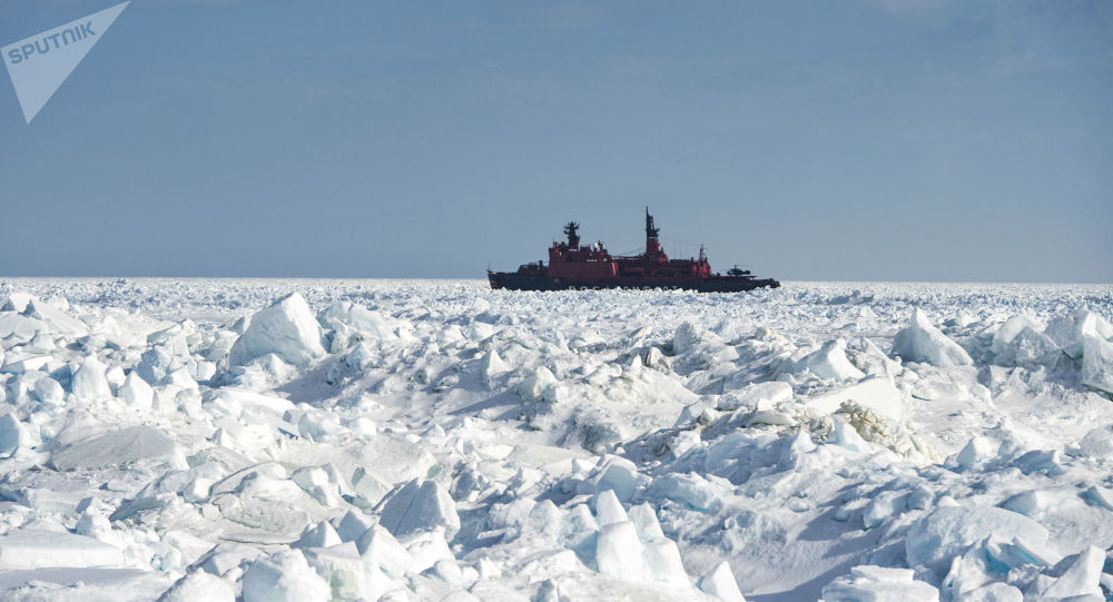 中国外交部:人大常委会副委员长将赴俄出席第五届国际北极论坛