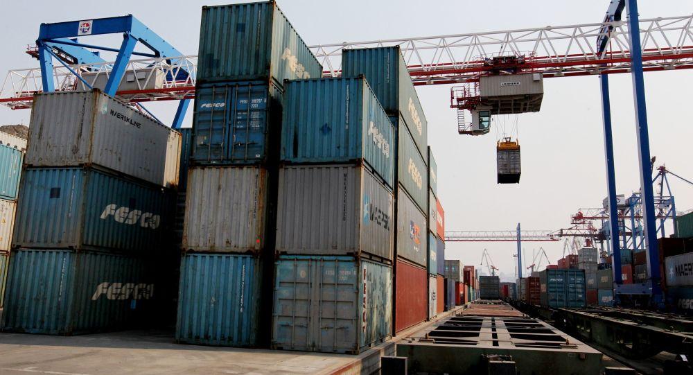 俄罗斯对华食品出口规模增加