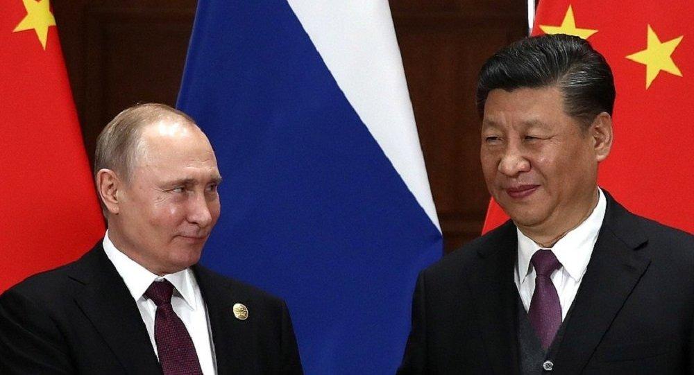 张维为:外部因素反而推动中俄加强合作