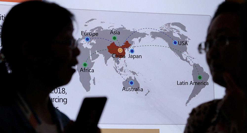 中美贸易战为俄中两国带来新机遇