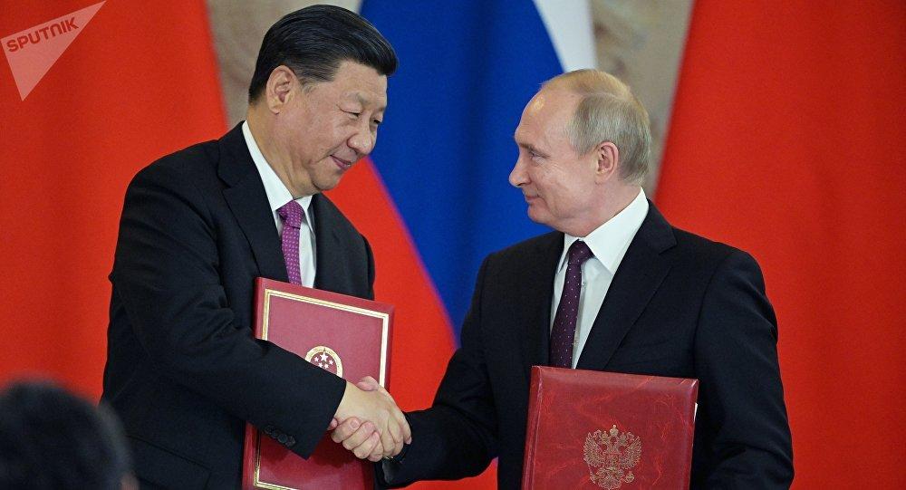 民调:俄民众认为与中国的合作是俄罗斯外交的主要成绩之一