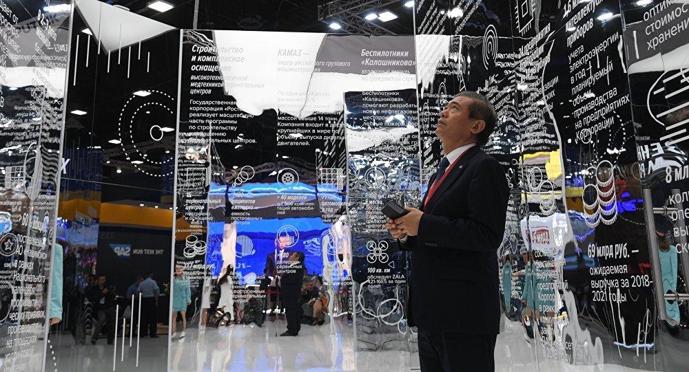 中国贸促会驻俄首席代表:目前是外企在俄经商环境最好的阶段