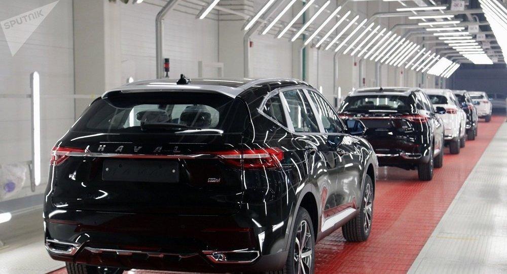 长城汽车俄罗斯工厂投产3个月生产哈弗汽车2000辆