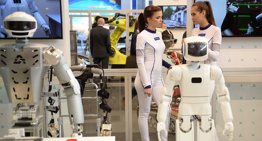 俄机器人协会:俄机器人研发企业探索进入中国市场的可能