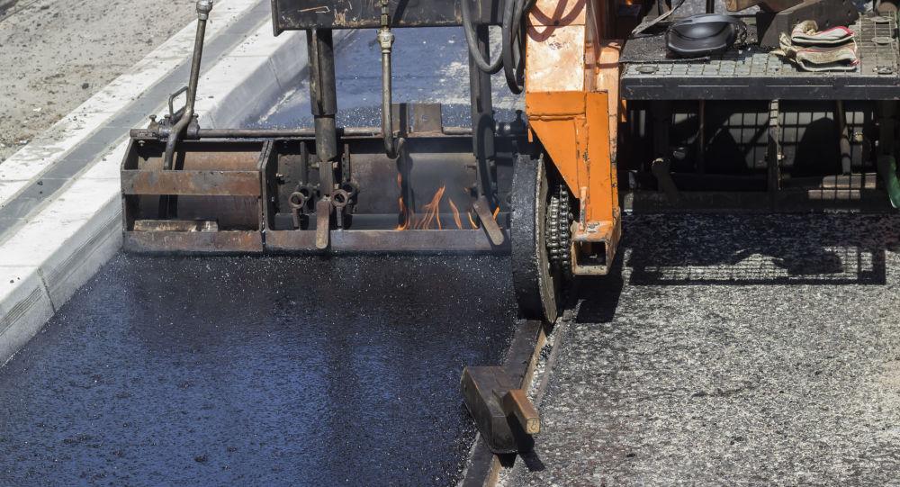俄乌德穆尔特共和国提议中国路桥参与道路改造建设