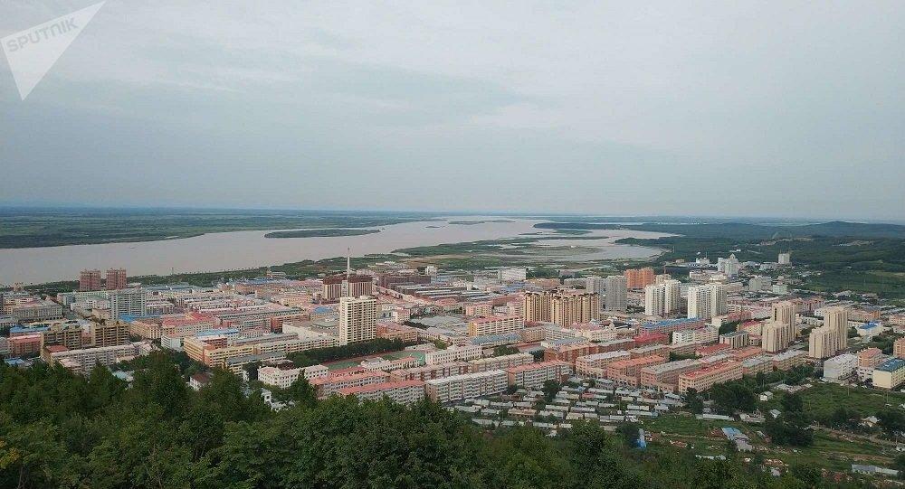 抚远市副市长:中俄界江将建第二个粮食专用码头