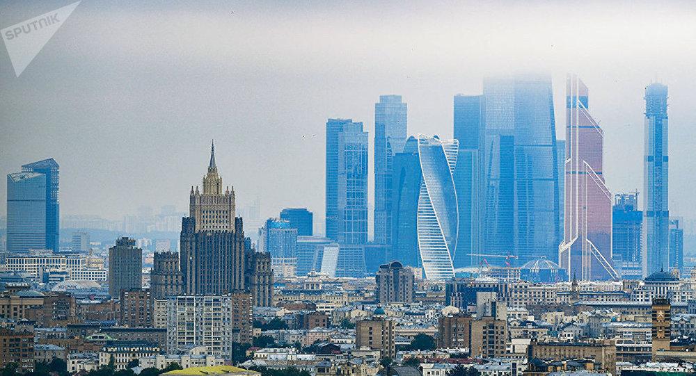 深圳与莫斯科建立商业联系