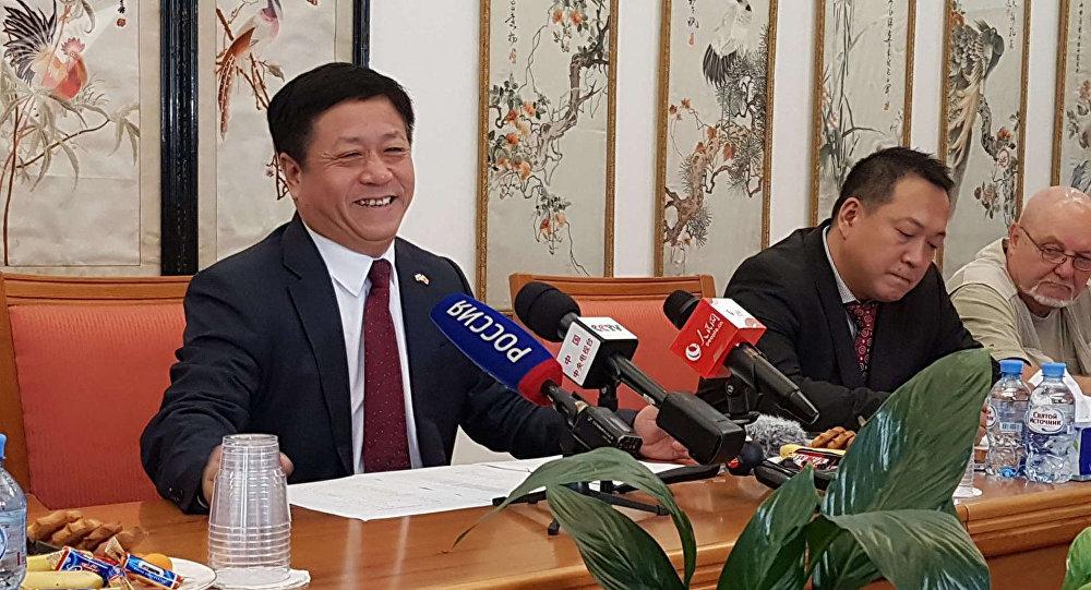 中国驻俄大使:中国期望扩大俄罗斯农产品进口