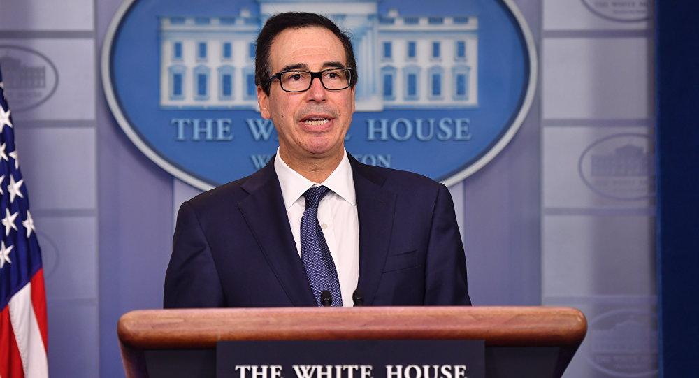 美财长:美中若谈不拢 美国新关税将在12月生效
