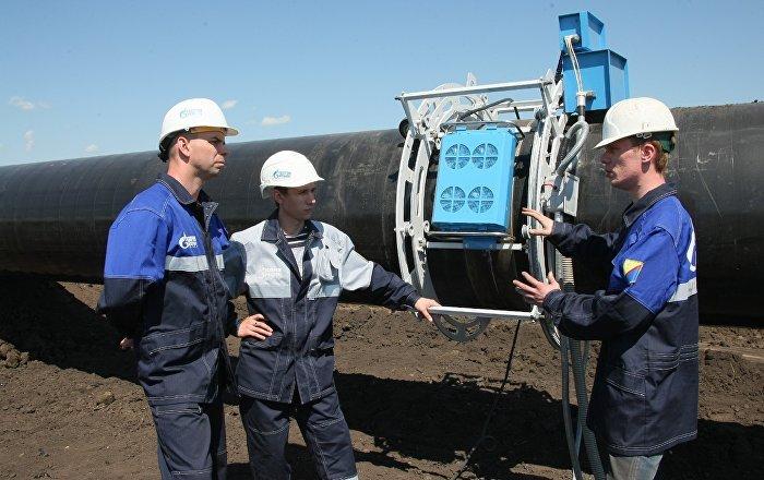 """克宫正研究安排俄中元首参加""""西伯利亚力量""""管道对华输气开通仪式的电视卫星转播可能"""