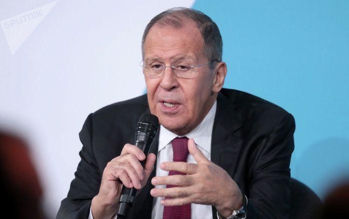 俄外交部:拉夫罗夫25日将会见中国副外长乐玉成