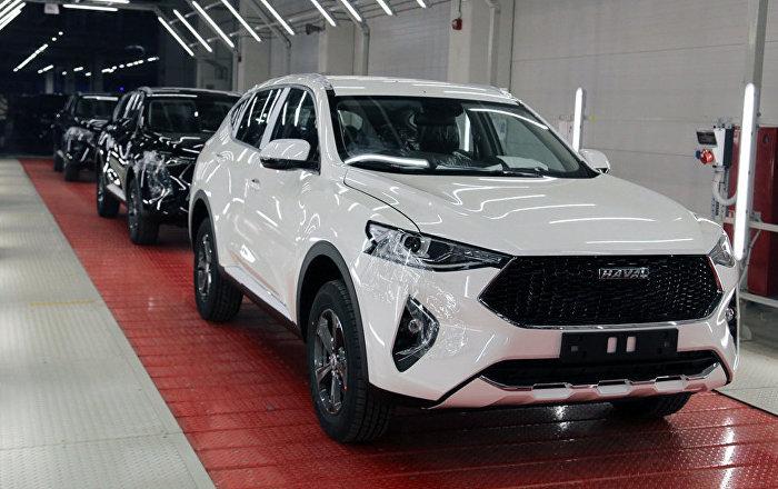 分析人士公布俄罗斯最爱购买中国汽车的地区
