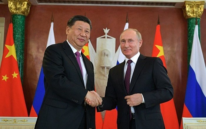 """克宫:俄中领导人拟于12月2日启动""""西伯利亚力量""""管道对华供气工作"""