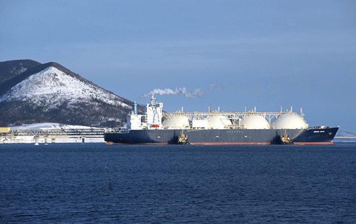 中国投资者或将参与雅库特液化天然气出口亚太项目