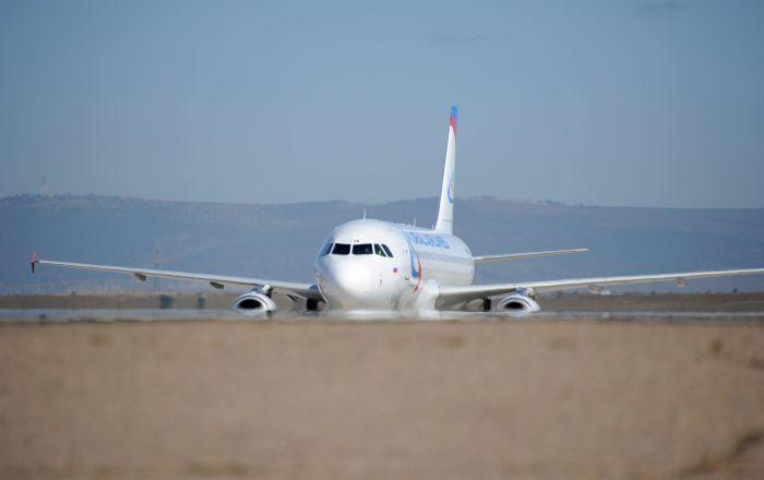 乌拉尔航空公司12月16日将开通从叶卡捷琳堡到西安的航线