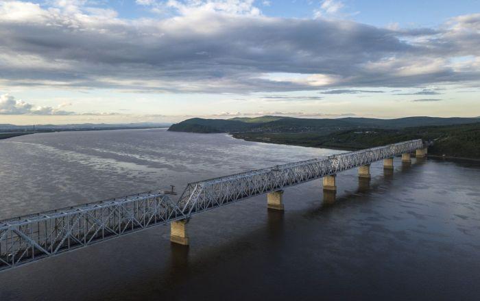 阿穆尔州连接俄中界河大桥的物流园区将用3年时间投资85亿建成