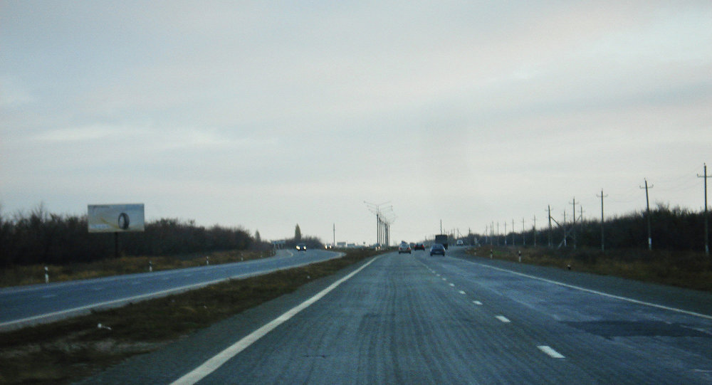 """俄罗斯政府决定在""""欧洲-中国西部""""交通走廊框架内修建莫斯科至喀山新公路"""