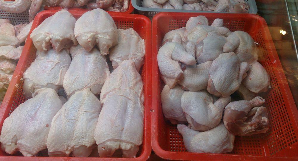 俄全国禽农协会:俄2019年将对华出口禽肉55000吨