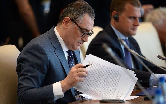 """俄中外交部代表探讨欧亚经济联盟与""""一带一路""""对接问题"""