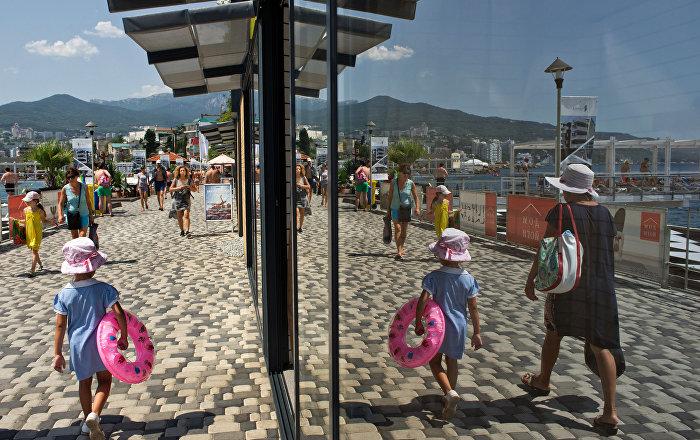 中国投资人有意购买游轮游览克里米亚