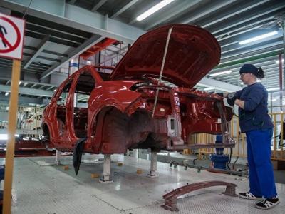 力帆正在与俄罗斯多个工业基地谈判汽车装配问题