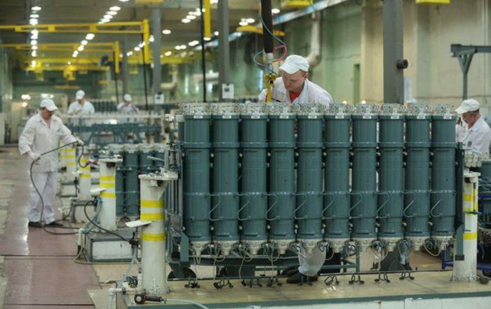 弗拉基米尔州出口核设备占对华出口额49%