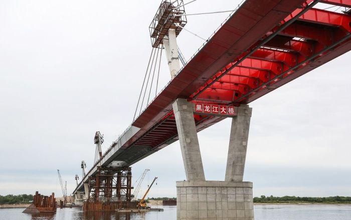 阿穆尔州长:跨阿穆尔河公路桥客货过境站和缆车计划于2021年启动运营
