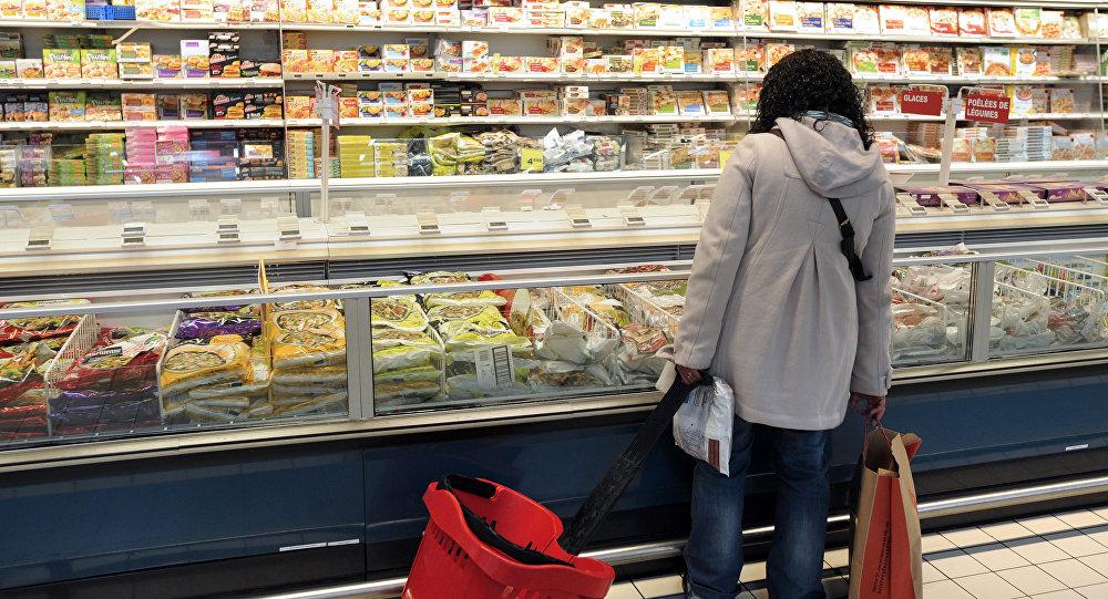 俄新西伯利亚州向中国发送首批重18吨的冷冻鲫鱼