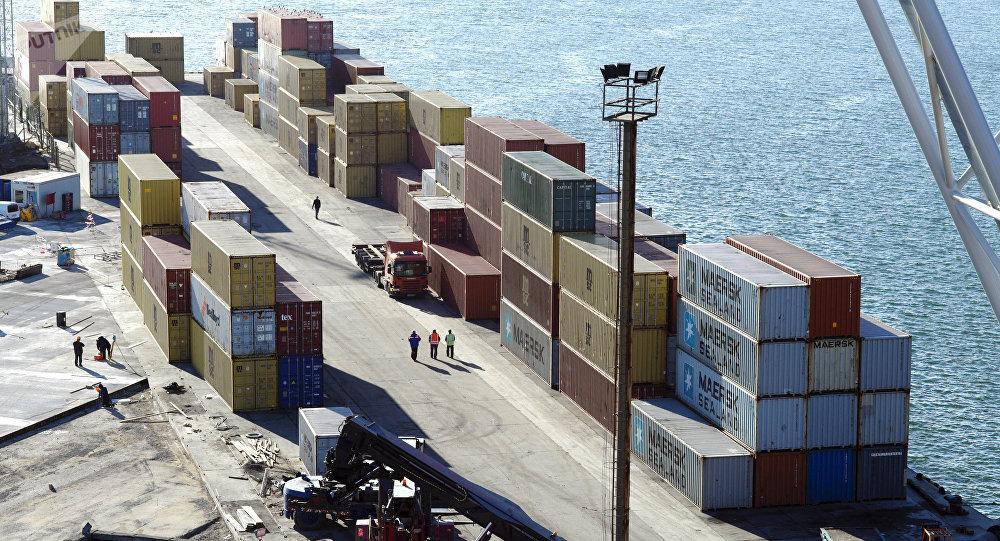 中国海关总署:2019年中俄贸易额为1107.57亿美元 同比增长3.4%
