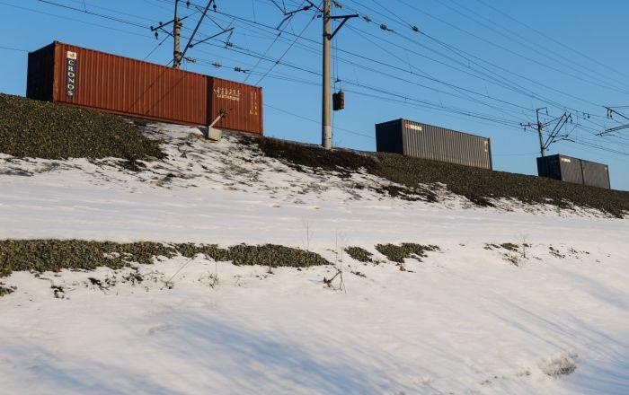 二月份俄中铁路货运量增长超过10%