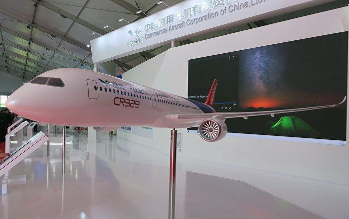 俄工贸部长:法国赛峰集团或将加入俄中客机项目