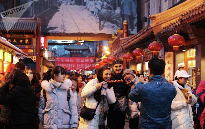 中国入选2019年最受俄游客欢迎的国家前五名
