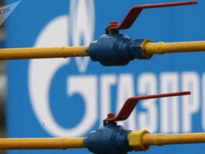 俄天然气工业公司因冠状病毒中断与中国的天然气谈判